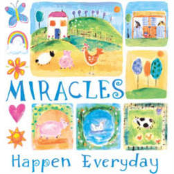 Miracles Happen Every Day Christian T-Shirt
