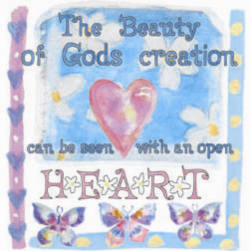 The Beauty of God's Creation Christian T-Shirt