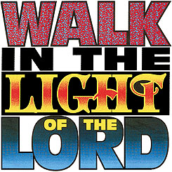 Walk in the Light T-Shirt