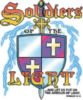 Soldier of the Light Christian T-Shirt