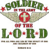 Soldier of the Lord Christian Hoodies