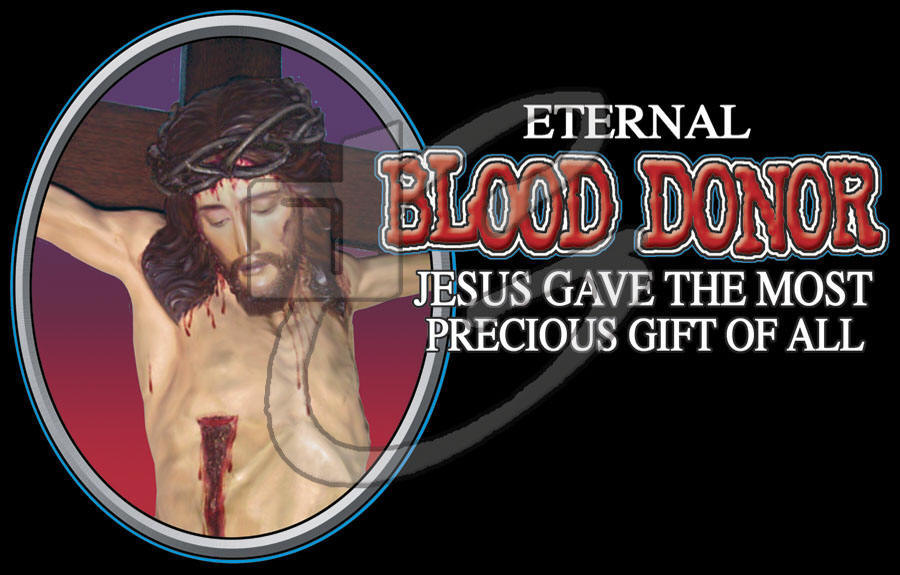 Blood Donor - Christian Heat Transfer