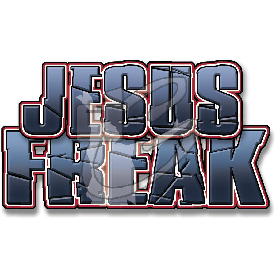 Jesus Freak - Christian T-shirt