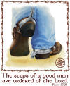 Christian transfers - Steps of a Good Man