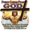 Christian t-shirt - Power Comes from God