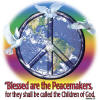 Christian heat transfers - Blessed are the Peacemakers